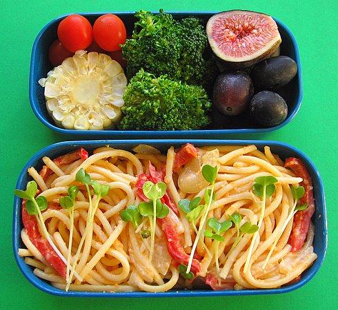 Tarako spaghetti lunch