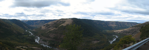 klickitat river canyon