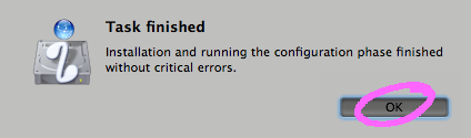 Installer Latex sur Mac 6