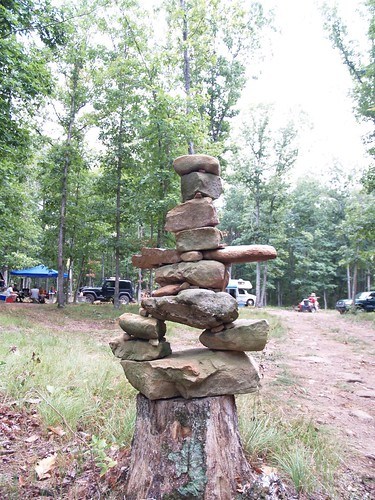 Inuksuk in the Gutter