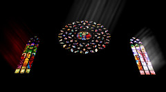 "Jocs de llum / Light games (juli_modul) Tags: barcelona light church window glass cathedral catedral vivid catalonia stained cataluña llum santamariadelmar raig greatphotographers supershot dscr1 platinumphoto anawesomeshot impressedbeauty aplusphoto ltytr2 vidrieres ltytr3 ltytr4 superbmasterpiece infinestyle ""goldenphotographer"" diamondclassphotographer betterthangod ysplix excellentphotographerawards theunforgettablepictures overtheexcellence theperfectphotographer goldstaraward julimodul"
