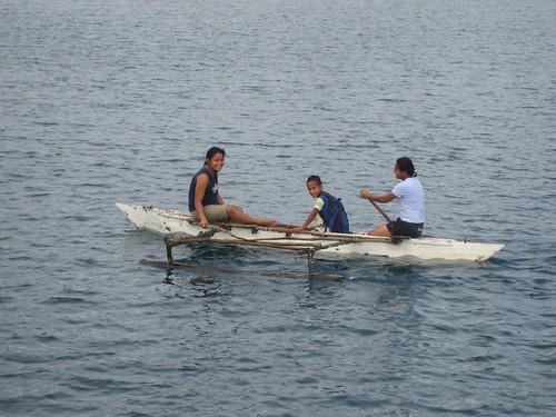 Sunday paddle