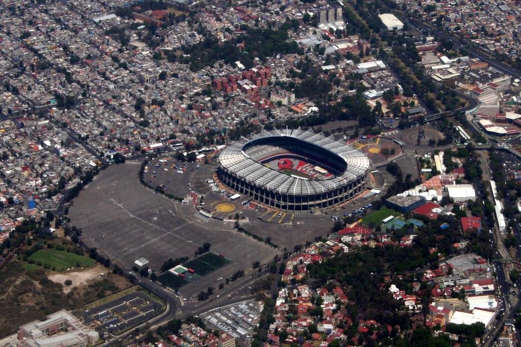 Estadio Azteca Capacidad Azteca Estadio