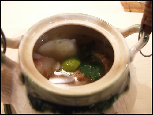 Urasawa (Los Angeles) - Matsutake Soup