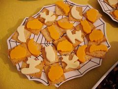 halloween cheese.