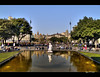 Catalonia square (Paco CT) Tags: barcelona plaza people urban water square spain agua cityscape gente personas urbano catalunya persons 2008 hdr urbanscape paisajeurbano plaçadecatalunya 3xp plazadecataluña ltytr1 humanpresence pacoct presenciahumana unviernesporbarcelona