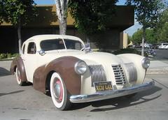 Nash  - 1939 (MR38) Tags: rod nash monrovia custom 1939