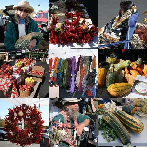 Santa Fe Farmer's Market Offers Locally Grown & Produced Items Year-Round