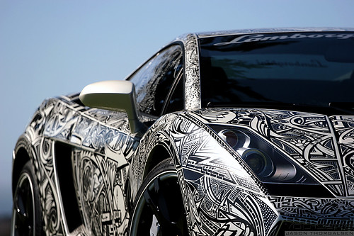 Sharpie'd Out Gallardo