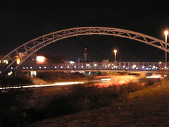 Highlands Bridge ( What??  You wanted something clever?? ) Tags: buzzed 1am denverco highlandsbridge