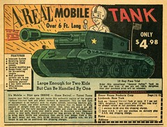 A Real Mobile Tank