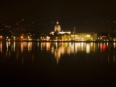 Como by night (ipaloni) Tags: italy panorama lake como color church monument night lago nikon italia cathedral reflected luci duomo lakecomo colori riflessi monumenti lombardia notte 2007 lagodicomo cattedrale d80 duomodicomo mywinners abigfave nikond80 anawesomeshot aplusphoto diamondclassphotographer ysplix goldstaraward