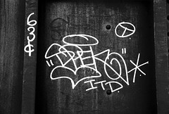 Spek ITD (All Seeing) Tags: art graffiti trains tags graffitiart freights paintedtrains railart spek monikers bostongraffiti boxcarart hobotags newenglandgraffiti spekitd spek63