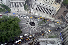 Foley Square, New York City by Zach K, on Flickr