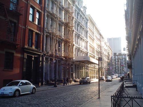 Street in SoHo