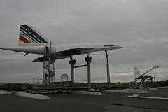 Air France Concorde F-BVFB (likrwy) Tags: museum plane airplane aircraft technik concorde sst airliner sud airfrance bac supersonic museen britishaerospace sinsheim aerospatiale