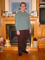 Outfit #3 (same pants)