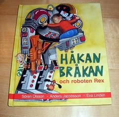 Håkan Bråkan och <br /> Roboten Rex