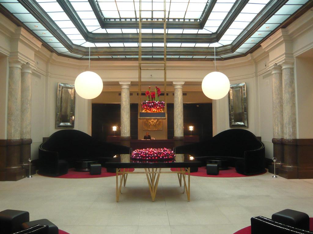 Hotel de Rome Berlin foyer