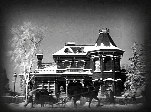 Magnificent Ambersons - Opening Montage