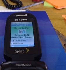 Samsung BART phone
