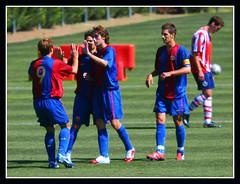 """Barcelona 2  Manacor 0 <a style=""""margin-left:10px; font-size:0.8em;"""" href=""""http://www.flickr.com/photos/23459935@N06/2242640376/"""" target=""""_blank"""">@flickr</a>"""