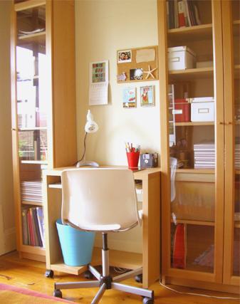 Craft room - overview
