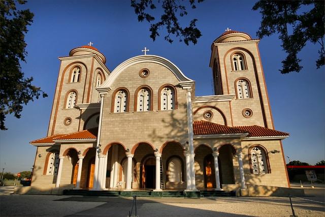 Agia Paraskevi New Church / Νέος Ναός Αγία Παρασκευής, Λακατάμια
