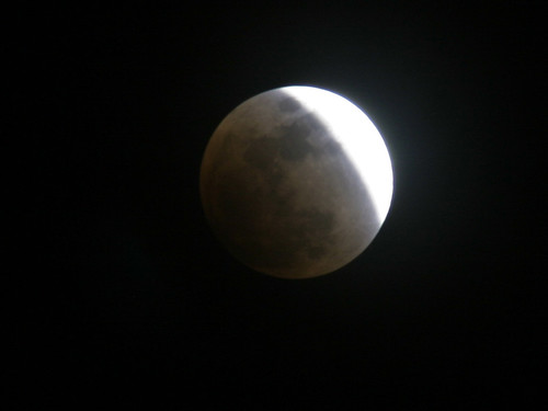Partial Lunar Eclipse -2