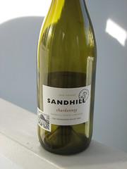 Sandhill Chardonnay 2006