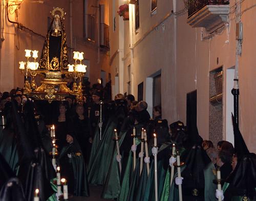 Via Crucis, Oliva