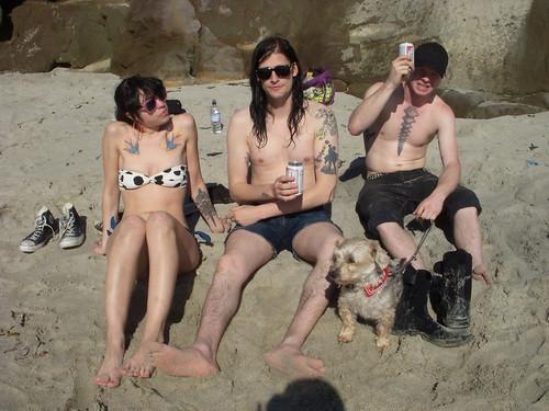Beach Scum
