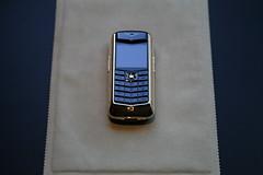 18k Gold Vertu Constellation Cellphone (s.yume) Tags: macro canon eos gold phone cell 5d constellation 18k vertu