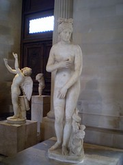 Aphrodite /  (mitko_denev) Tags: paris france art statue greek ancient louvre sculture aphrodite         yahoo:yourpictures=sculptures