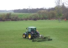 tractor johndeere grasscutter