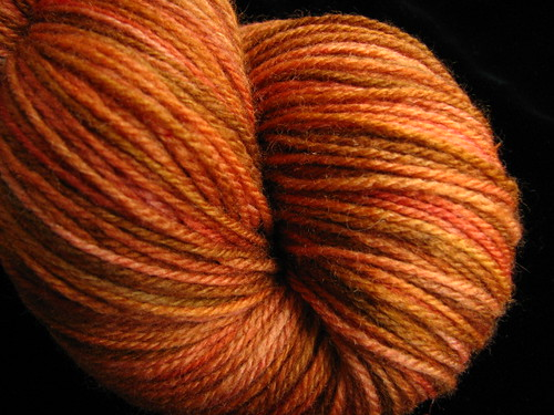 Cinnamon Toast Sock Yarn