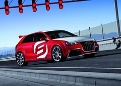 Audi A3 TDI Clubsport Quattro Concept 9