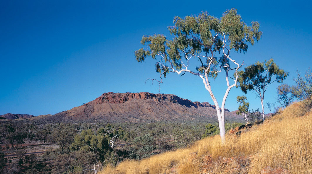 Alice Springs - West MacDonnell Ranges
