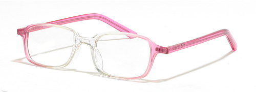 Goggles4u.com pink and clear glasses