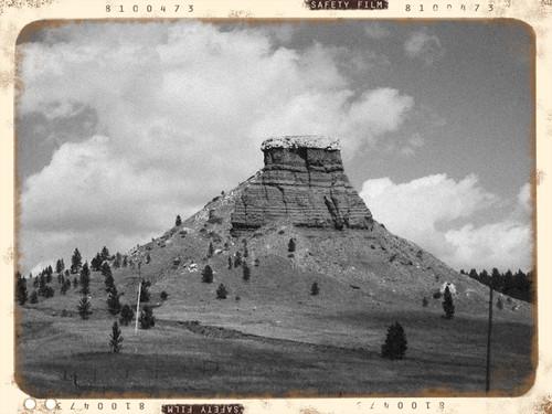 Wyoming stone