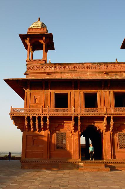 Diwan-e-khaas, Fatehpur Sikri
