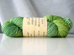 Rainy Days & Wooly Dogs Gothling Oleander - Absinthe Makes the Heart Grow Fon