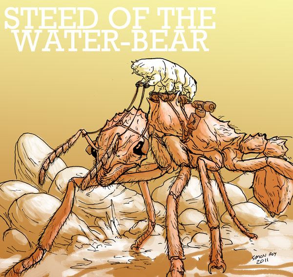 Steed-of-the-Water-bear