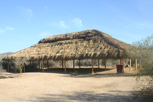 Lumbini's brand new, gorgeous and huge palapa!
