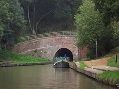 Blisworth Tunnel (crwilliams) Tags: canal tunnel date:year=2005 date:month=september date:day=21 date:hour=10 date:wday=wednesday
