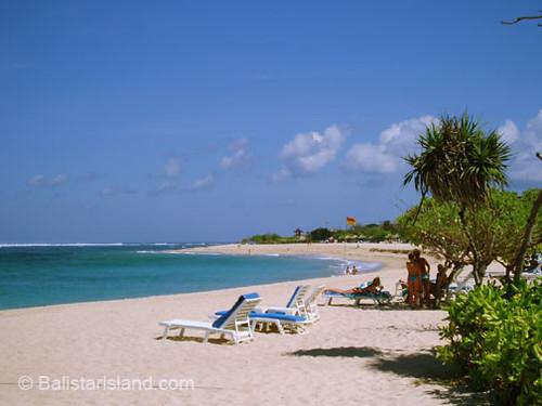 Paradisáca Playa en Bali