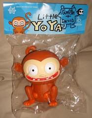 Little Yoya 1st Version Rare Horvath (jcwage) Tags: uglydoll dunny uglydolls horvath davidhorvath sunmin uglycon