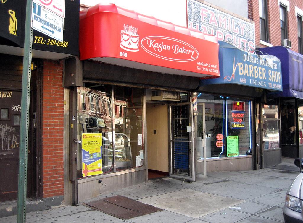 Kasjan Bakery