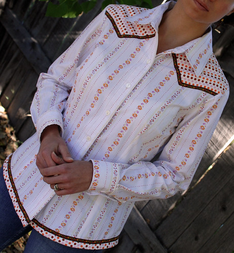 Built By Wendy cowgirl shirt f1