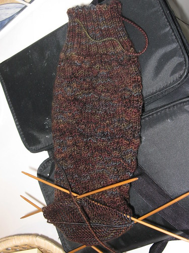 sock colour detail